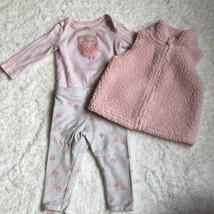 Girl outfit, 6 months